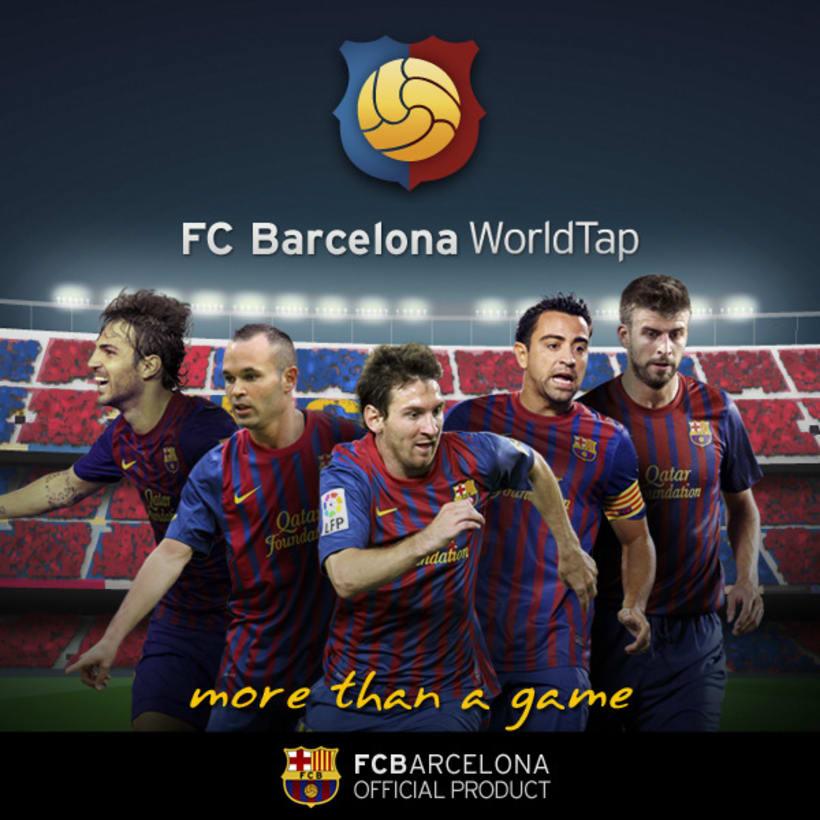 FC Barcelona WorldTap 1