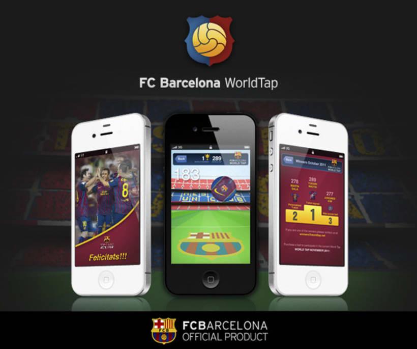 FC Barcelona WorldTap 2