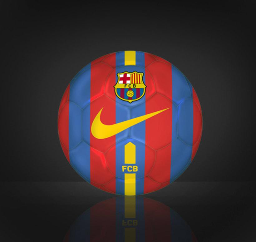 FC Barcelona WorldTap 9