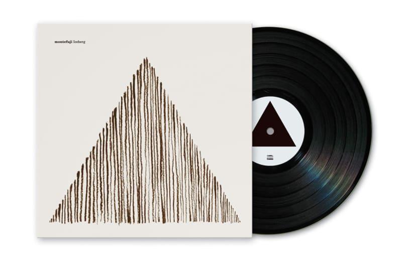 Montefuji - Iceberg EP 1