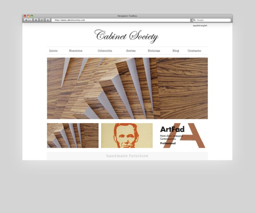 Web Cabinetsociety 2