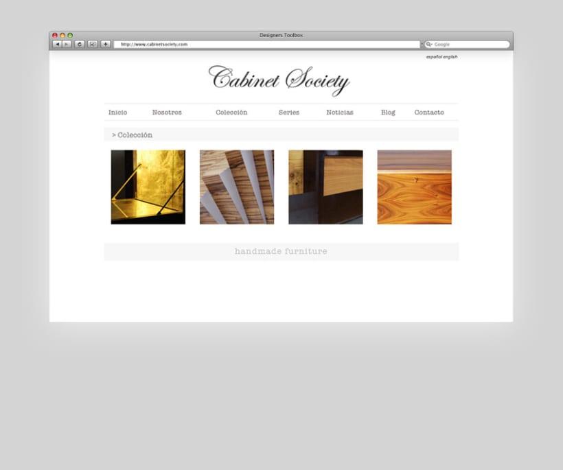 Web Cabinetsociety 3