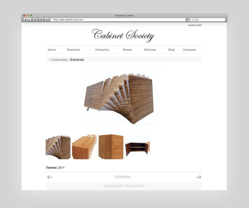 Web Cabinetsociety 4