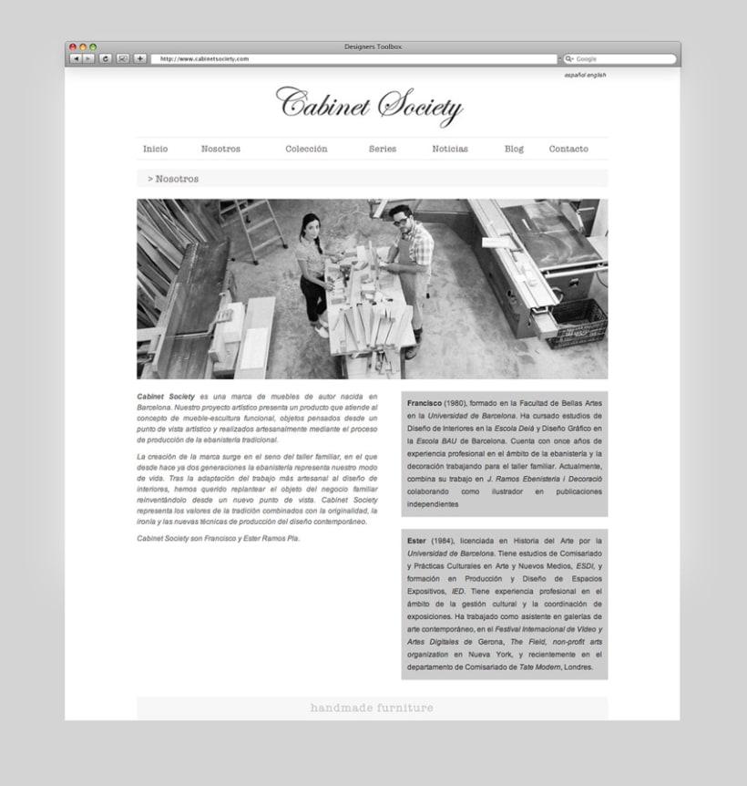 Web Cabinetsociety 5