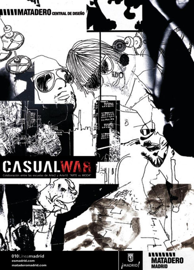 Casual War 1