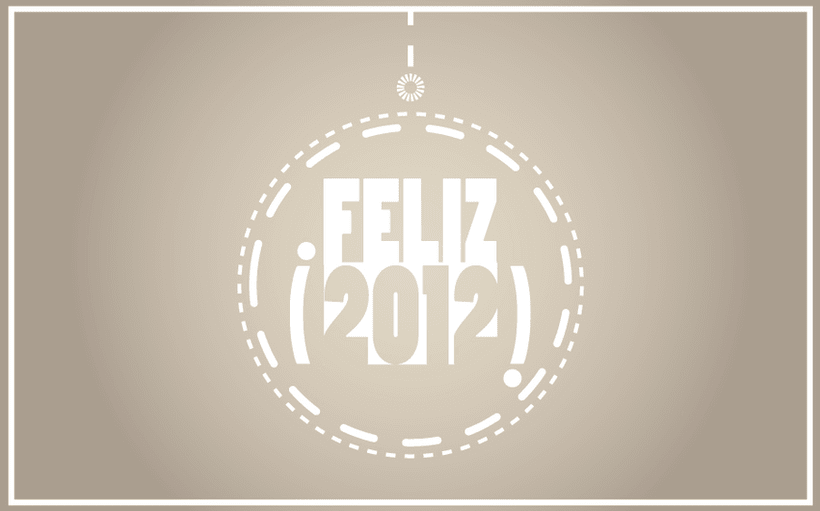 Felicitación 2012 1