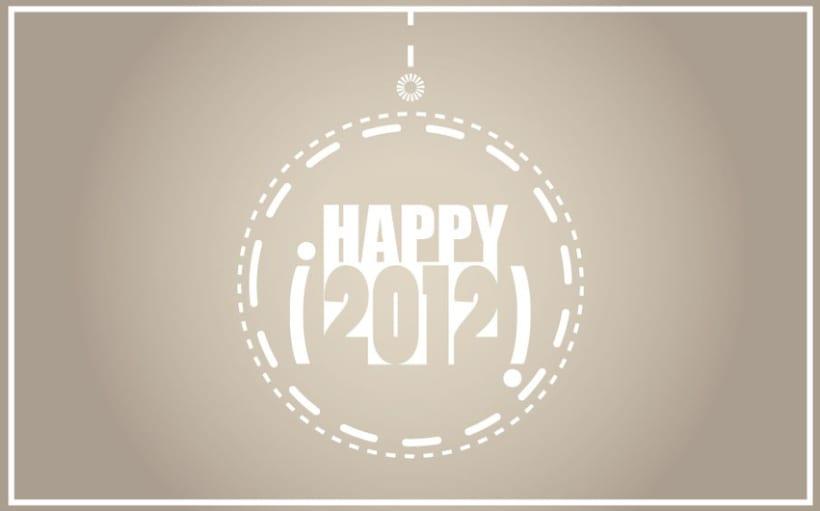 Felicitación 2012 2