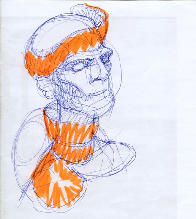 Imhotep, momia mandarina 5