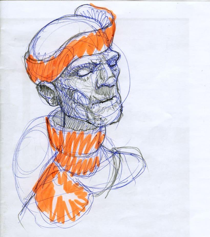 Imhotep, momia mandarina 4