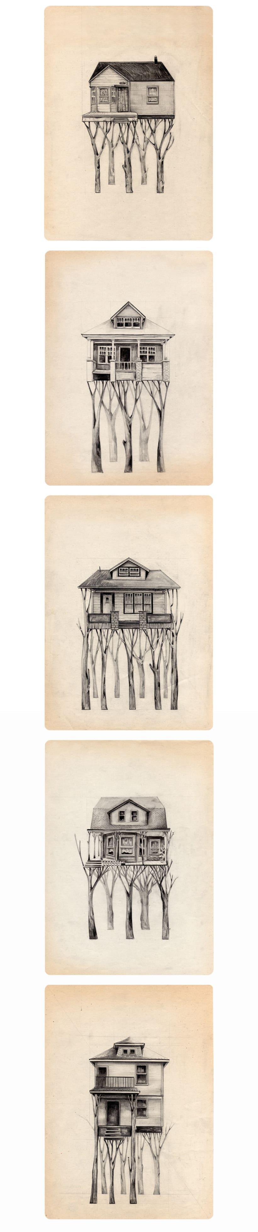 Casas árbol 1