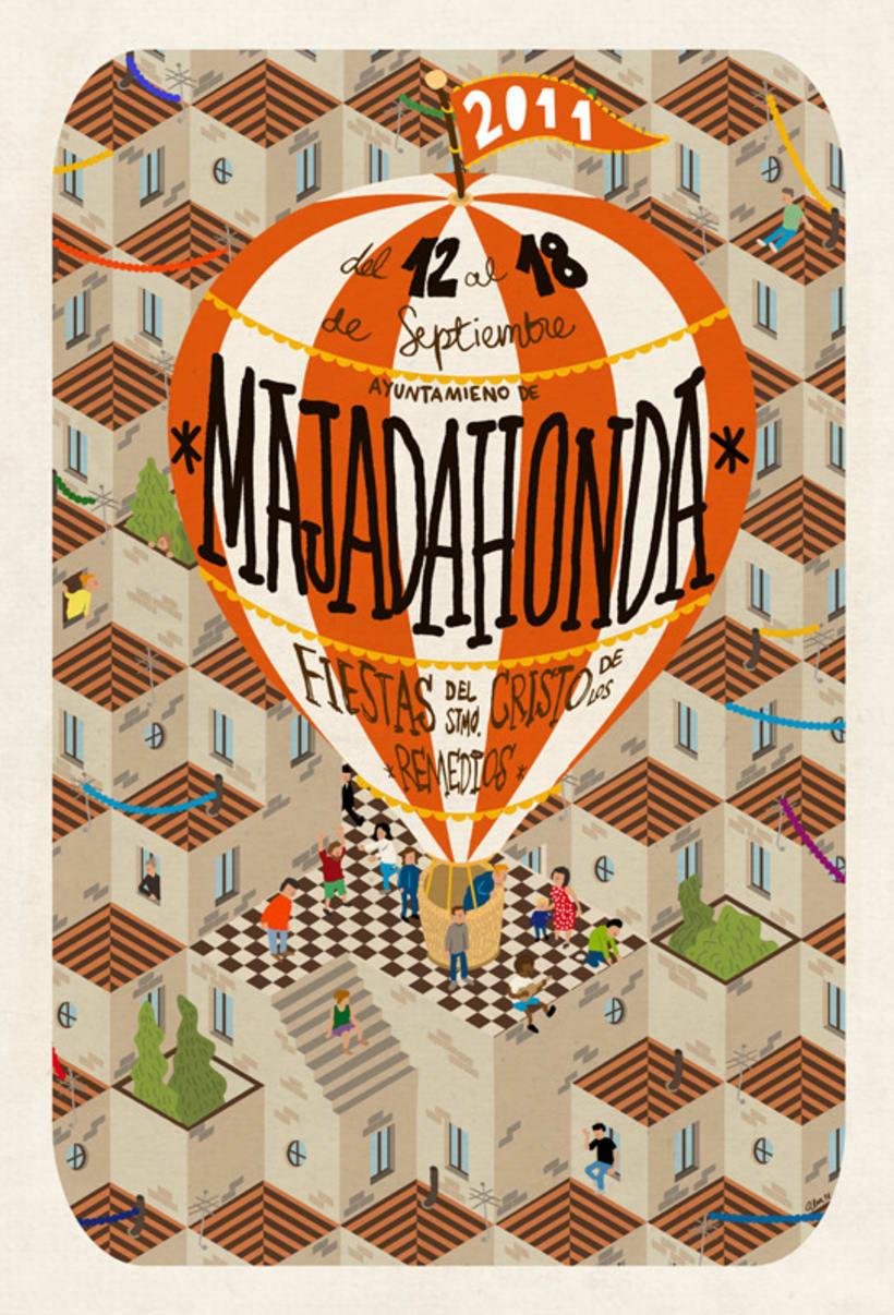 Fiestas Majadahonda 1