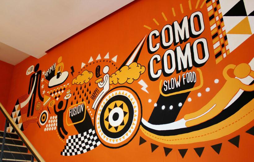 COMO COMO 5