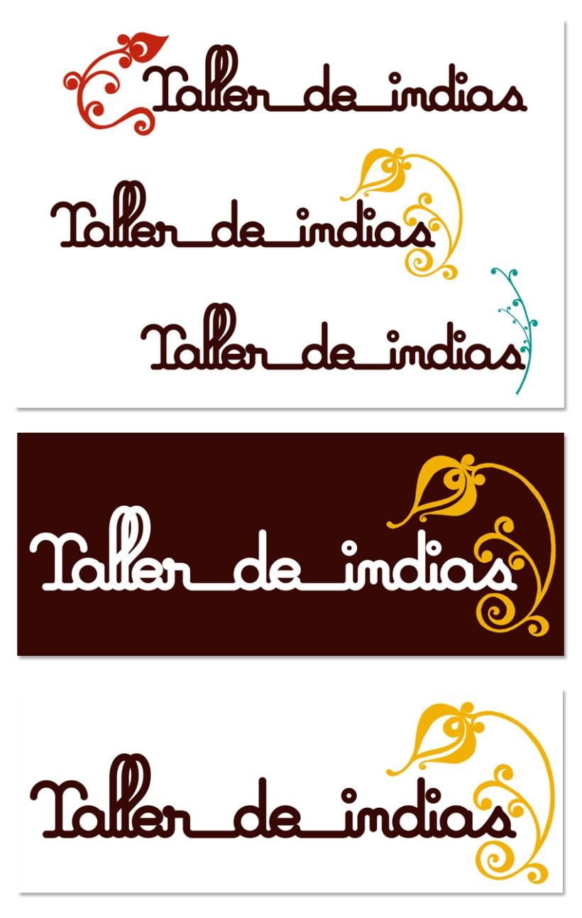 Logo Taller de Indias 1