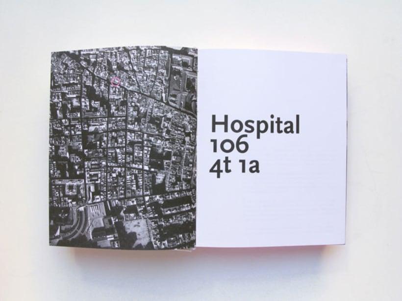 Hospital 106, 4º 1ª, el lloc i el temps 2