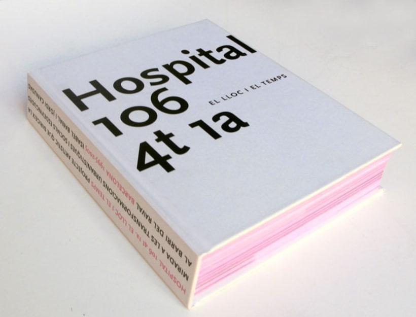 Hospital 106, 4º 1ª, el lloc i el temps 1