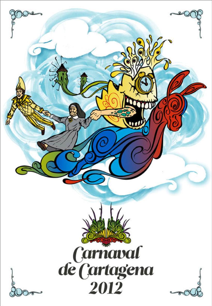 Carnaval de Cartagena 2012 2