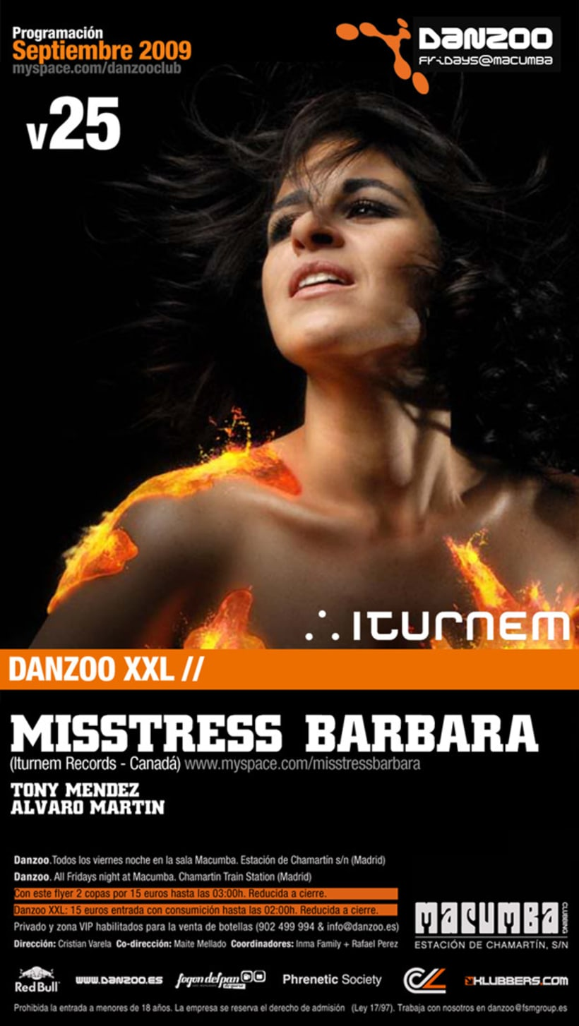 Misstress Barbara @ Danzoo 1