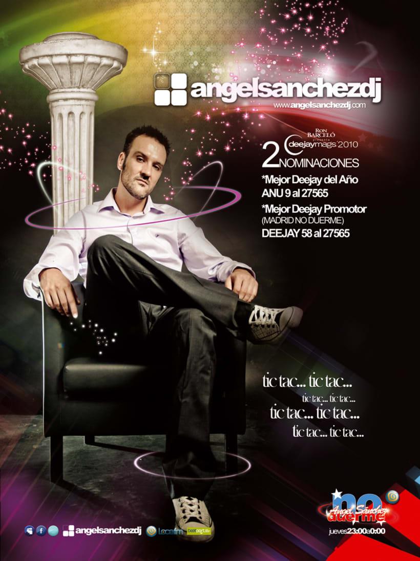 Prensa Deejay Magazine (Ángel Sánchez) 1