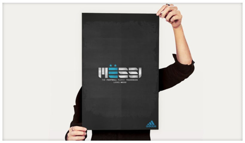 Leo Messi New Brand (Proyecto personal) 4