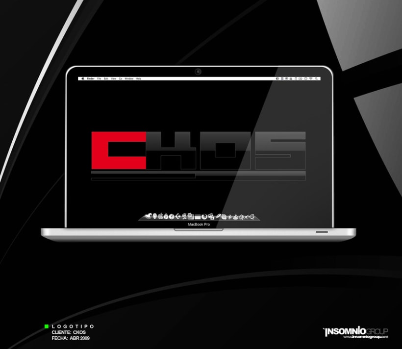 Logotipo: Ckos 1