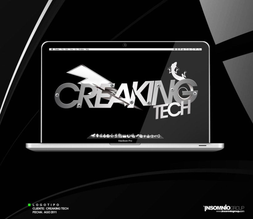 Logotipo: Creaking Tech 1