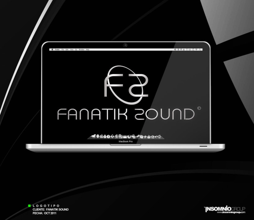 Logotipo: Fanatik Sound 1