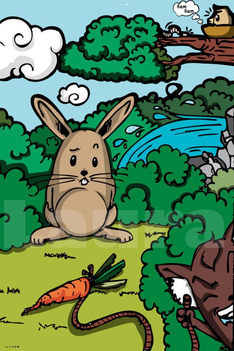 Historias de un conejo 1