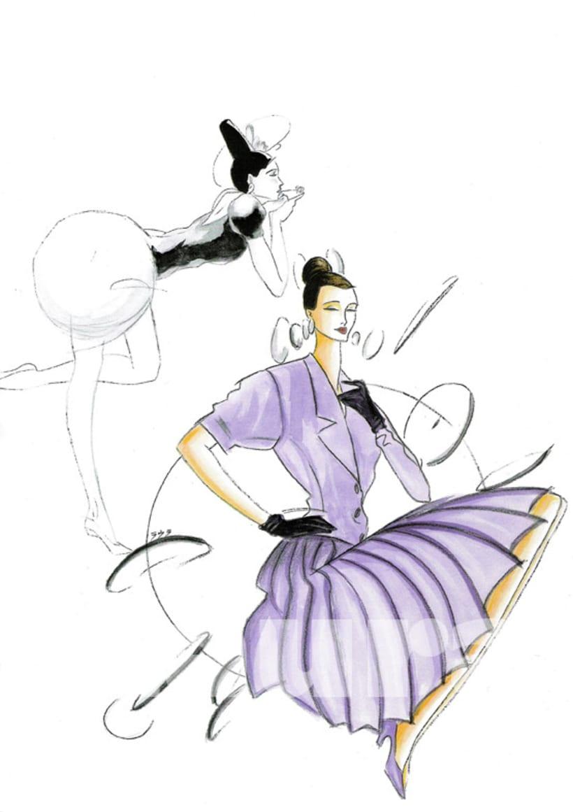 Ilustración Variada 4