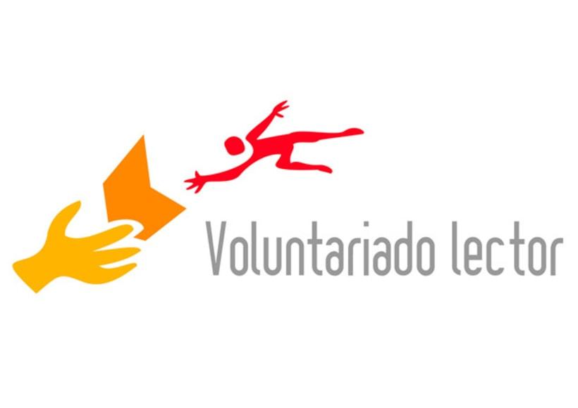 Logotipo & Cartelería para Voluntariado lector 3