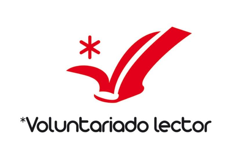 Logotipo & Cartelería para Voluntariado lector 2