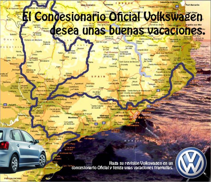 Campaña Volkswagen 1