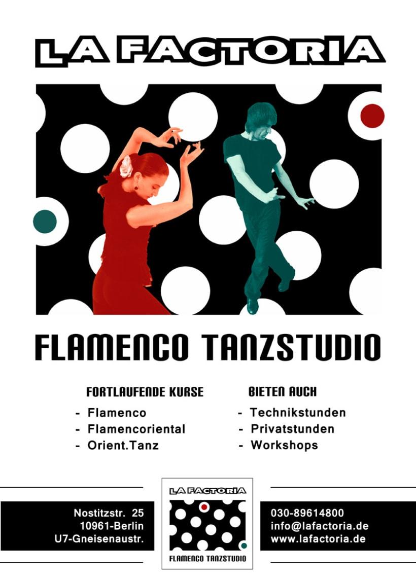 FLAMENCO TANZSTUDIO 1