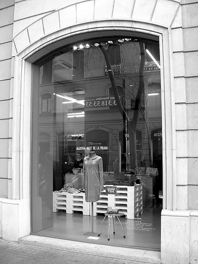 Barcelona    Blanco y Negro 2