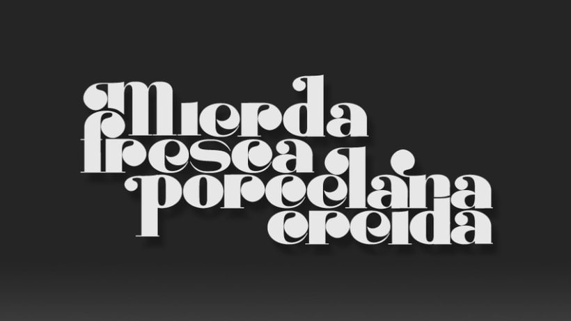 Lettering - Tipografía 1