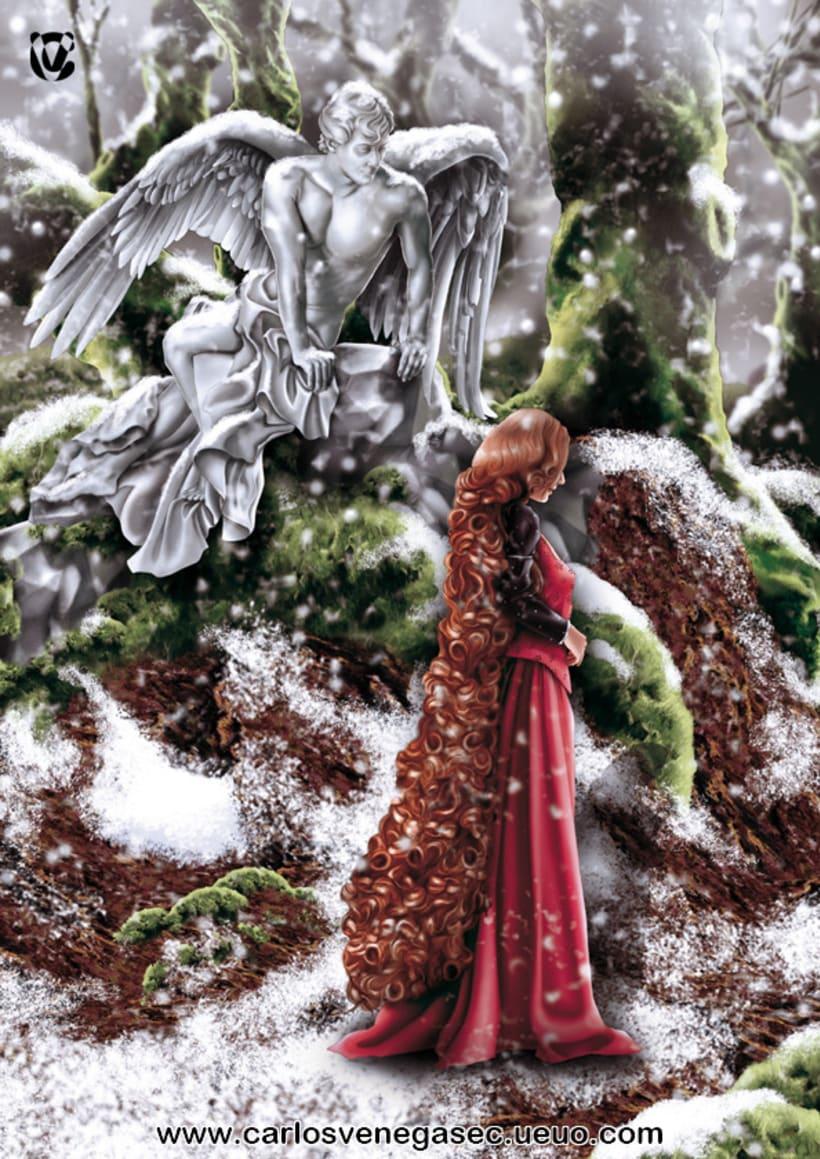 El bosque del Ángel 1