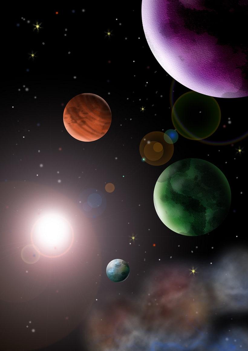Sueños entre las Estrellas 1