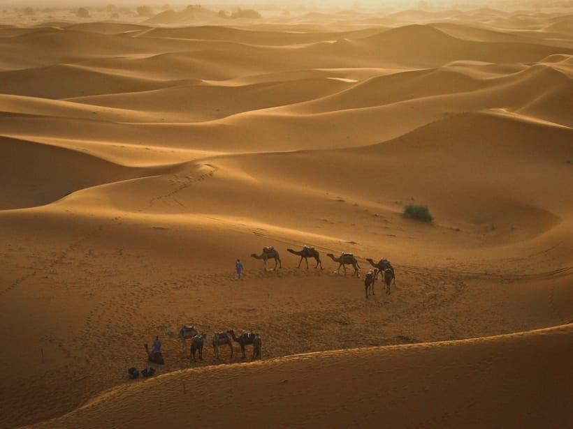 Las puertas del Sahara 9