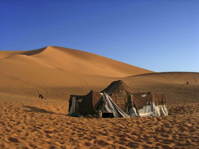 Las puertas del Sahara 11