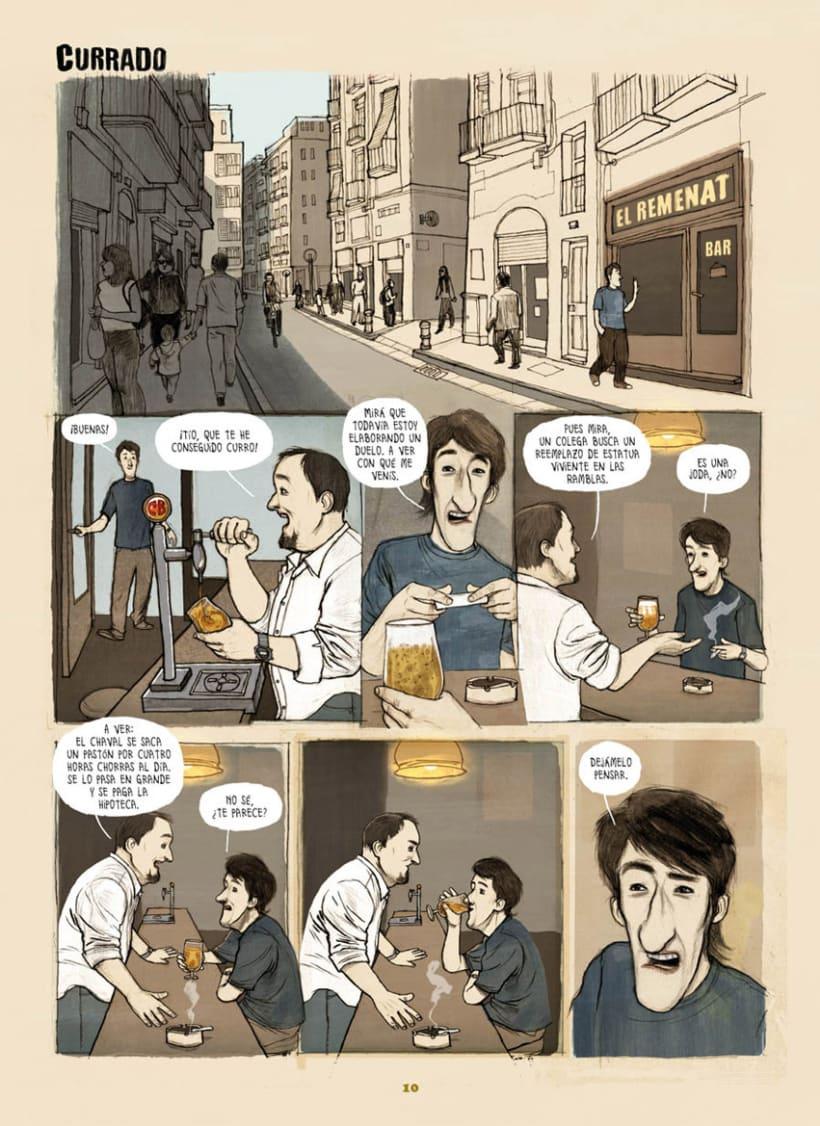 Barcelona Low Cost (cómic) 10