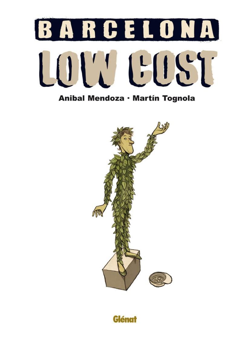 Barcelona Low Cost (cómic) 2