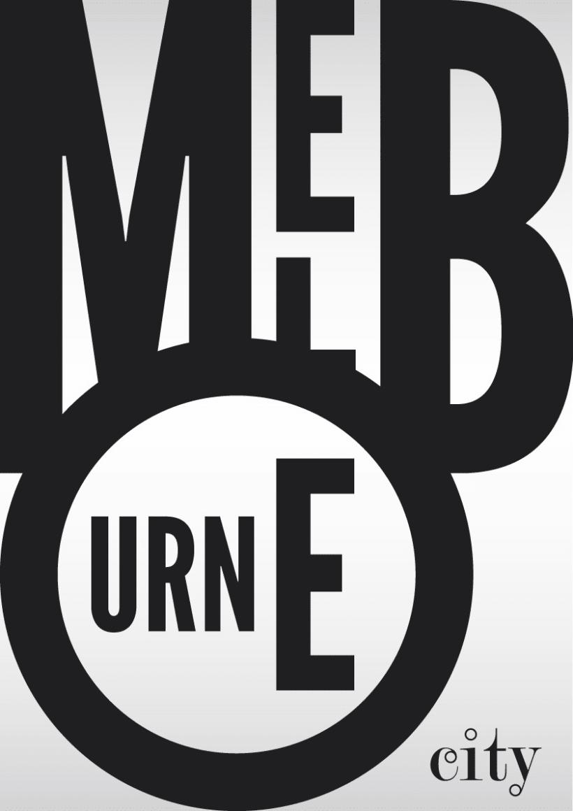 Melbourne poster 2