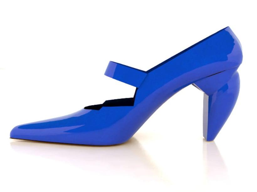 Modelado de calzado 4