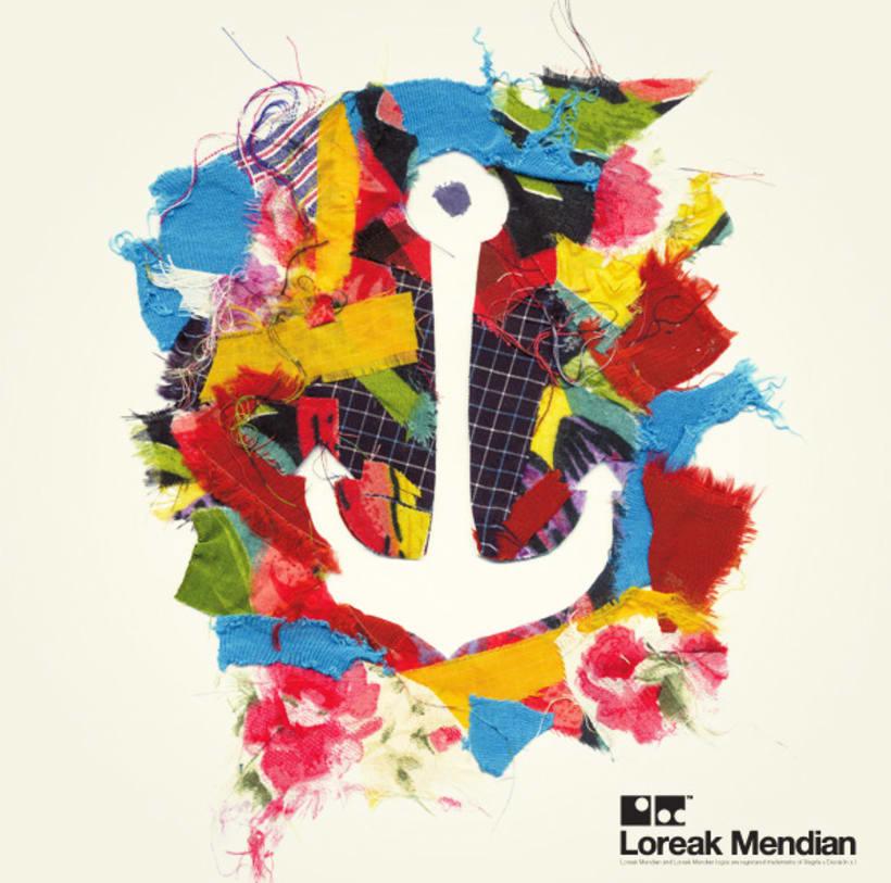 Loreak Mendian - Logos 1