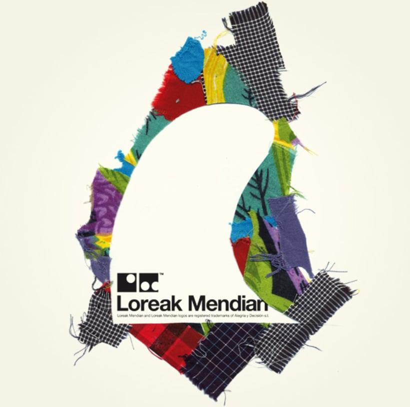 Loreak Mendian - Logos 3