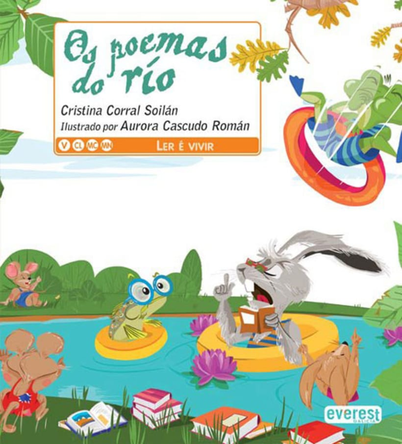Os poemas do río 1