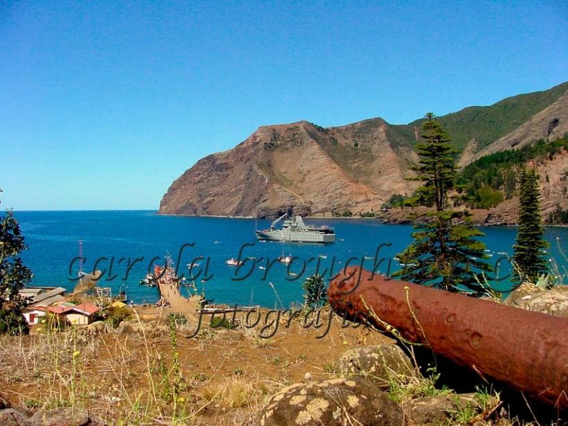 Isla Robinson Crusoe 3