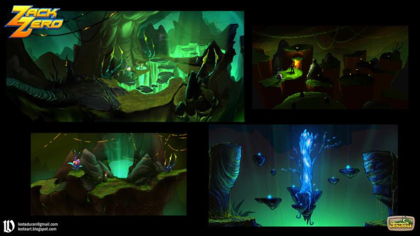 Zack Zero Concept Art - Illustrations 6