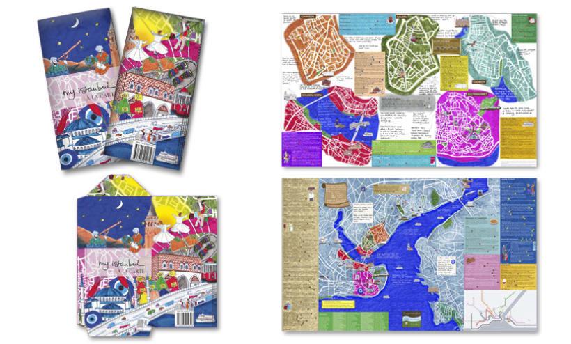 A LA CARTE MAPS 4