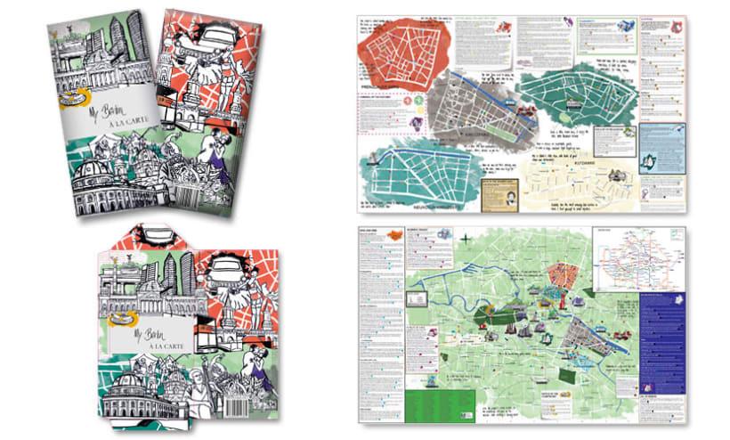 A LA CARTE MAPS 2