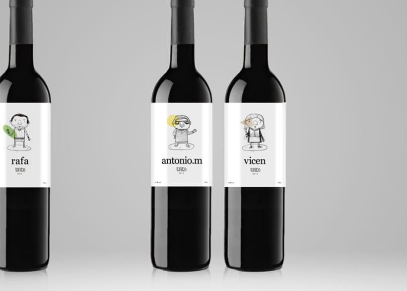 Wine generation 4